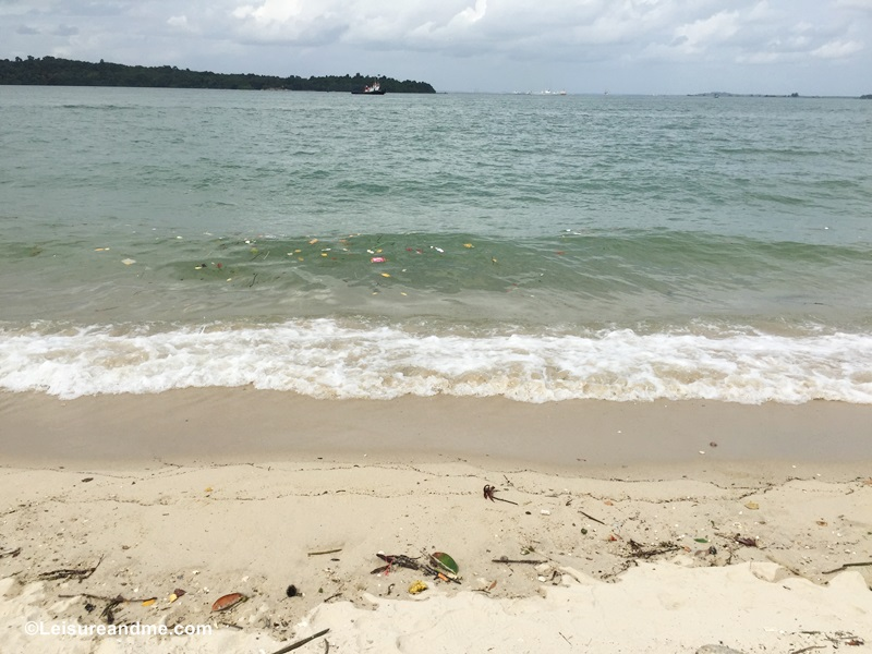 A Day at Changi Beach Park : Singapore
