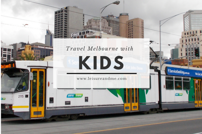 Travel Melbourne with Kids