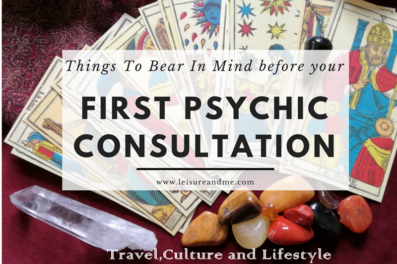 Things To Bear In Mind Before Your First Psychic Consultation