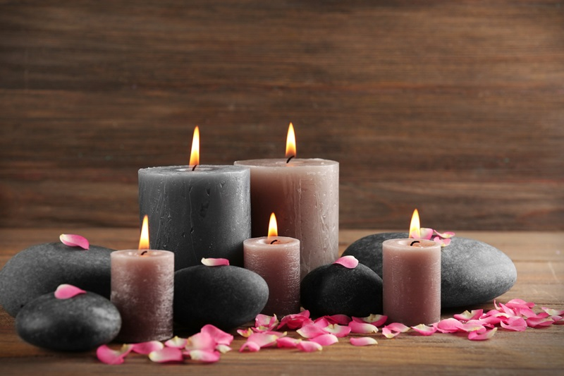 Ways to Redecorate Your Home - Scented Candles