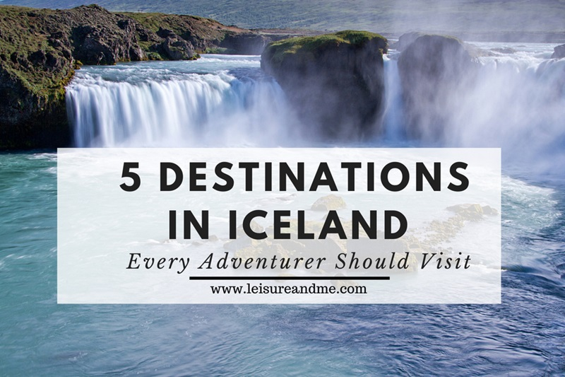 Destinations in Iceland