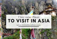 Places to Visit in Asia
