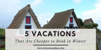 Vacations That Are Cheaper to Book in Winter