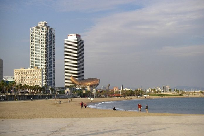 Top 5 Beaches in Barcelona