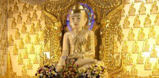 Burmese Buddhist Temple - Singapore