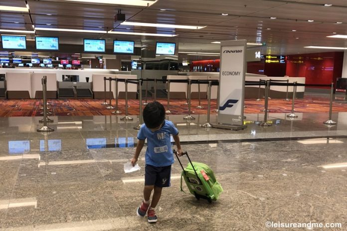 How to Travel the World with Children