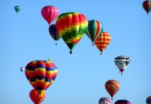 Best Places for Hot Air Balloon Rides in India