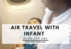 Air Travel with Infant
