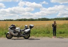Motorcycle Travel Safety