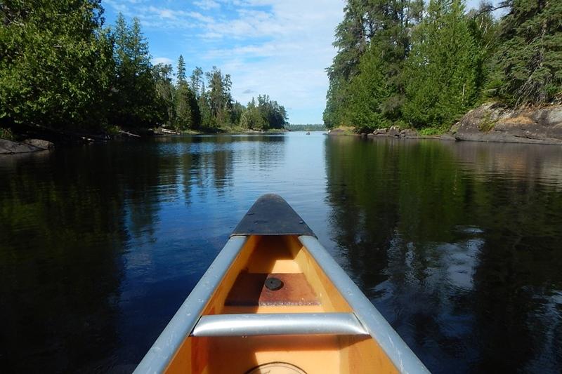 Fishing Trip to Pelican Lake