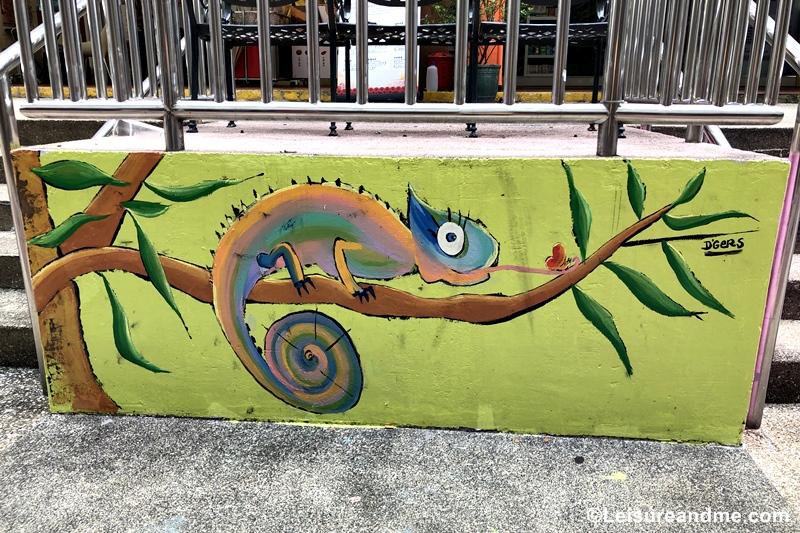 Ang Mo Kio art work