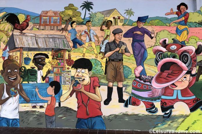 Street Art in Ang Mo Kio