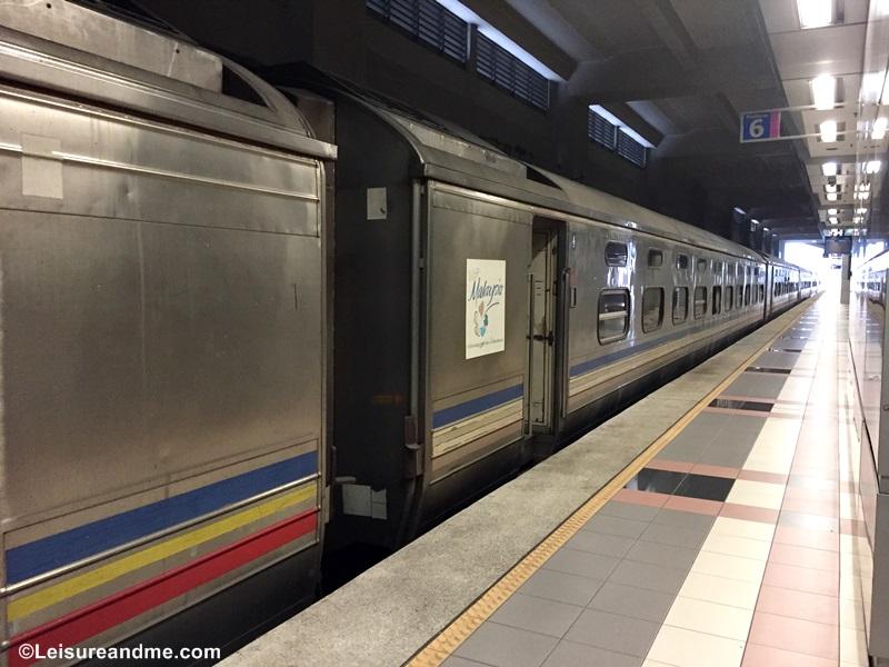 Johor Bahru Train station