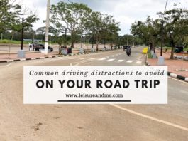 Common driving distractions to avoid on your road trip this summer