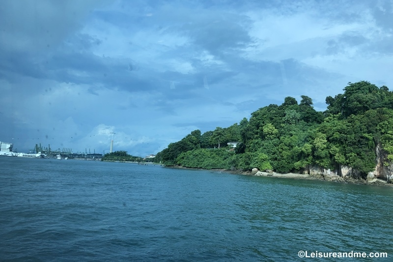 Batam to Singapore by Ferry