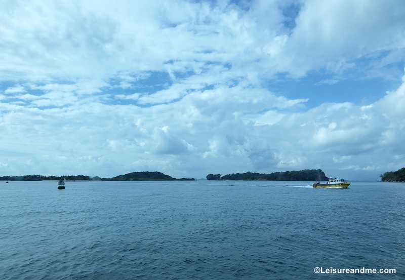 Singapore to batam by ferry
