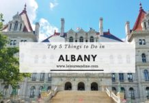 Top 5 Things to Do in Albany