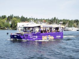 Ducks of Seattle Boat Tours