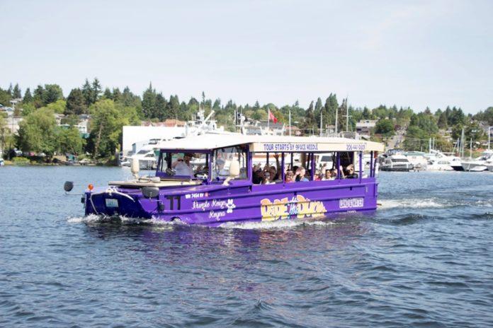 Ducks of Seattle Boat Tours