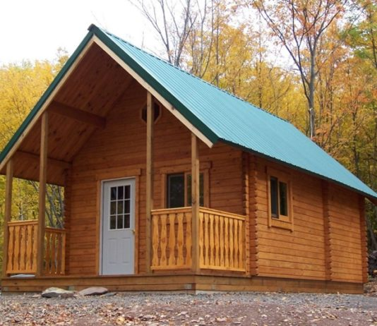 What is so Great about Custom Log Cabin and Log Home Kits
