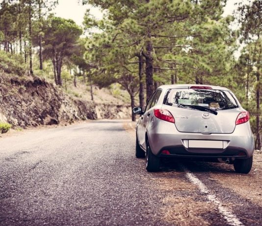 common injuries after a car accident during a road trip