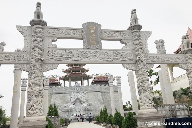 Vihara Ksitigarbha Bodhisattva Temple-Bintan