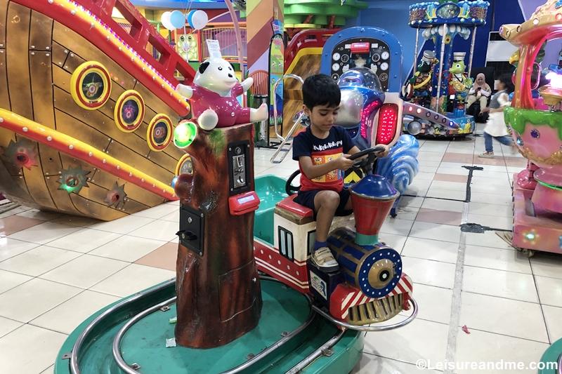 3D2N Bintan itinerary with a kid