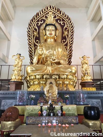 Guan Yin Temple-Bintan