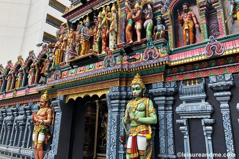 Sri Krishnan Temple-Bugis