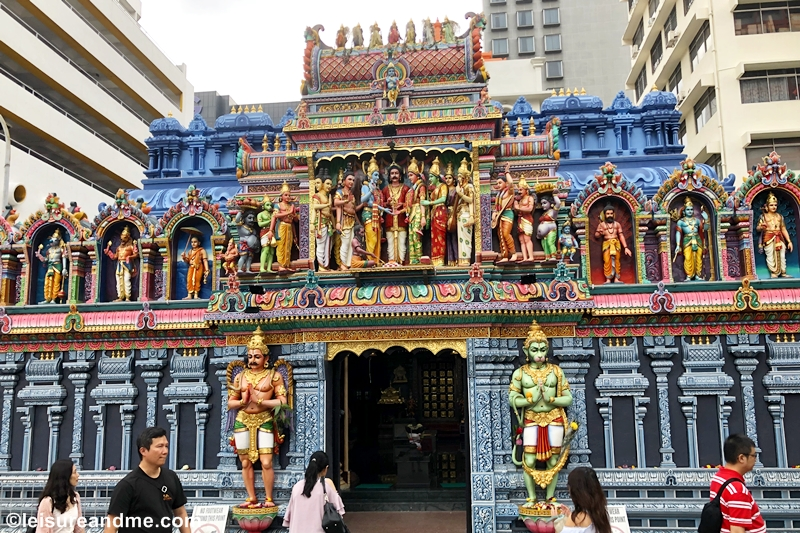 Sri Krishnan Temple-Bugis-Singapore