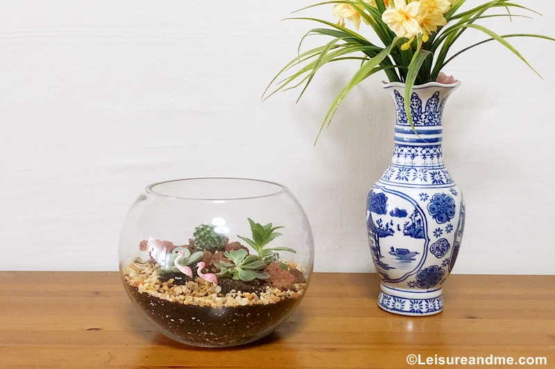 DIY terrarium kit from Masons Home Décor