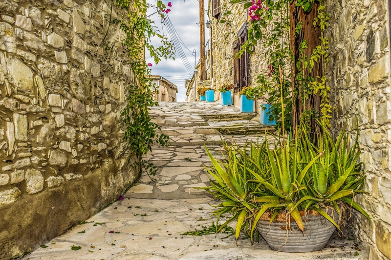 Travel with Family to Cyprus
