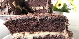 Mao Shan Wang Chocolate Fudge Cake