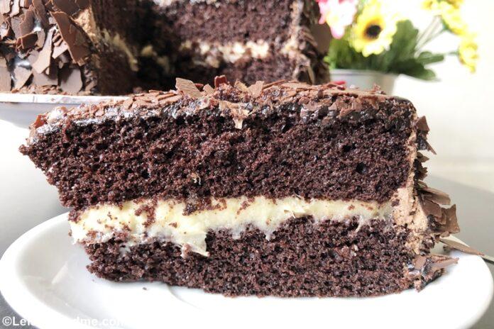 Mao Shan Wang Chocolate Fudge Cake