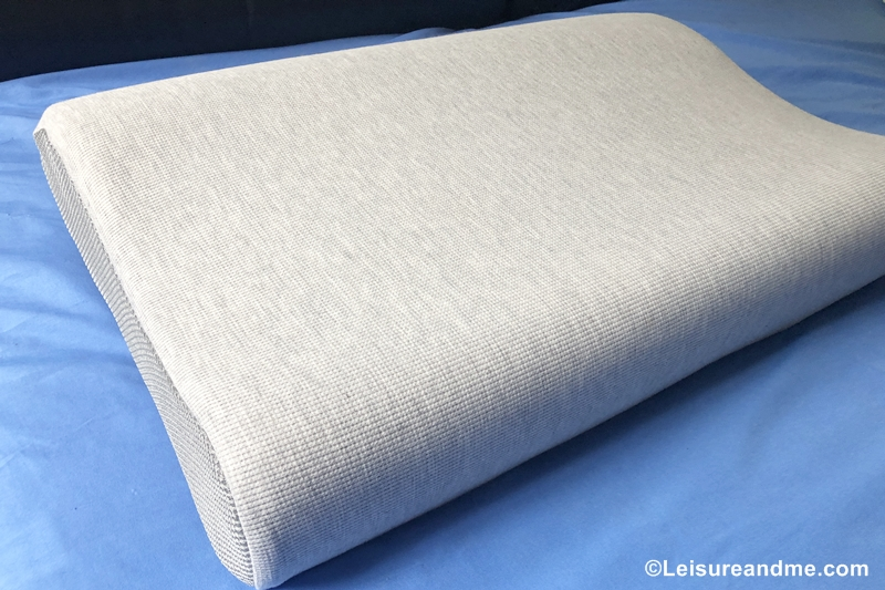 Sigmund Home Ergo Foam Tencel Pillow