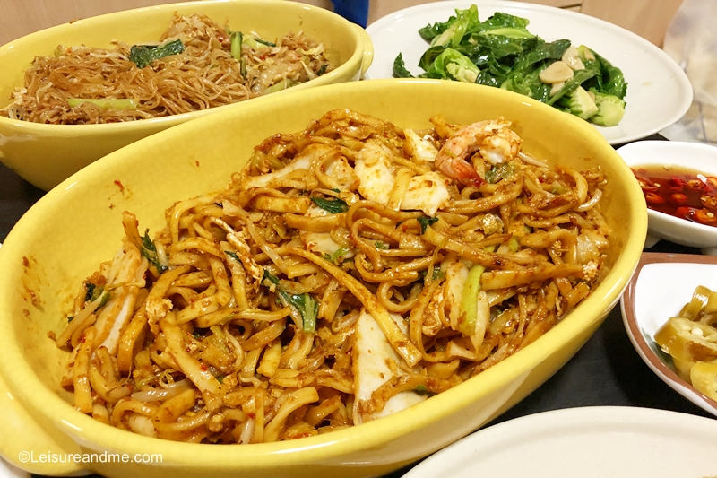Tze Char King Review